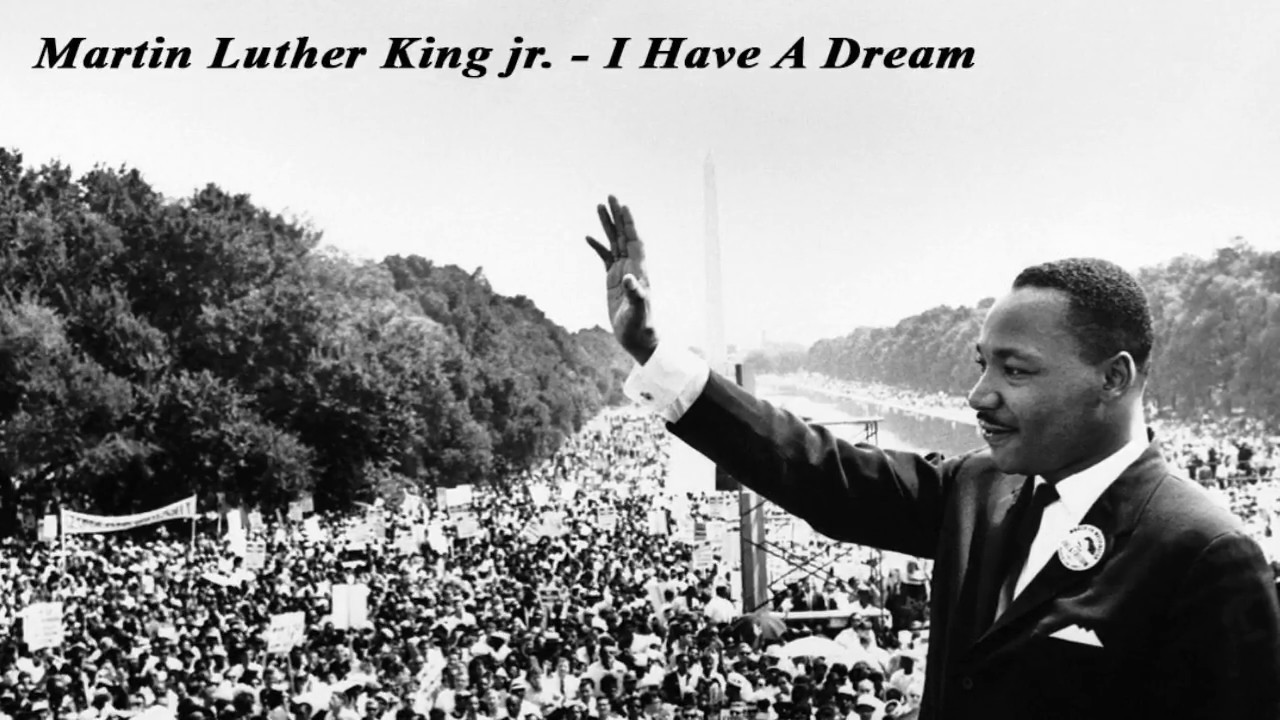 martin luther kings dream What happens in i have a dream speech martin luther king, jr delivered his famous i have a dream speech on august 28, 1963 one of its most powerful lines reads, i have a dream that my four.