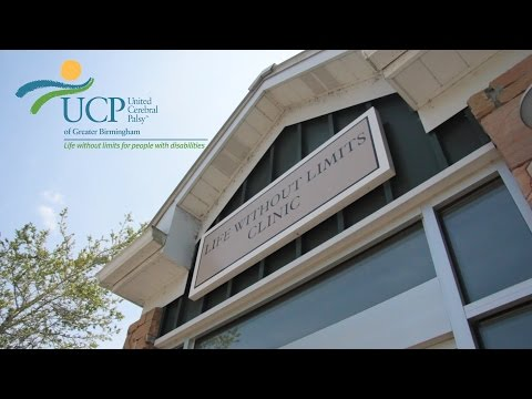 UCP of Greater Birmingham April 2016 - Life Without Limits Clinic