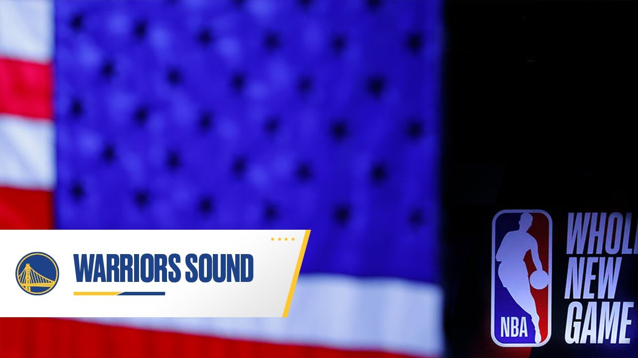 Warriors Sound: Inside the Bubble
