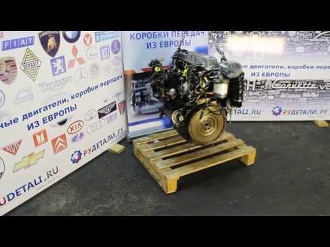 б у двигатель RFM 1.8 TD Ford Mondeo Форд Мондео контрактный из Германии HD качество