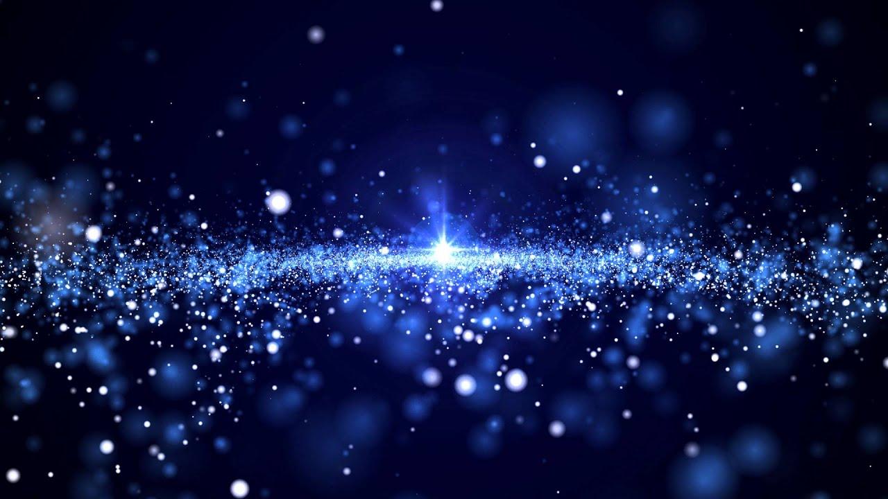 8K Moving Background 4320p Popular Blue Neblua Remake Space Travel - YouTube