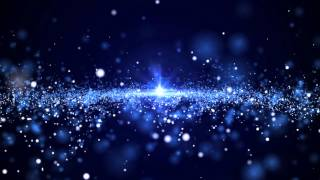 8K Moving Background 4320p Popular Blue Neblua Remake Space Travel