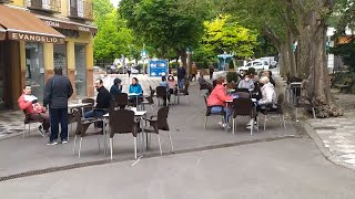Vuelve la actividad a las terrazas de Cuenca