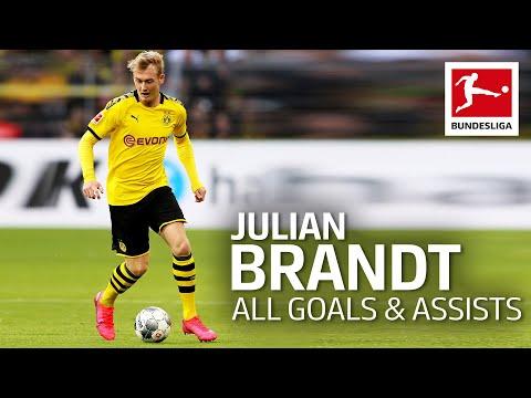 Julian Brandt - All Goals & Assists 2019/20