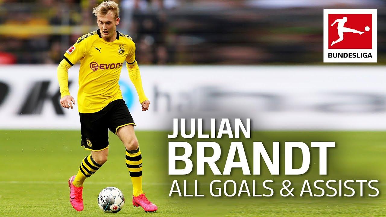 Download Julian Brandt - All Goals & Assists 2019/20
