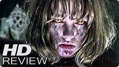 CONJURING 2 Kritik Review & Trailer Deutsch German (2016)