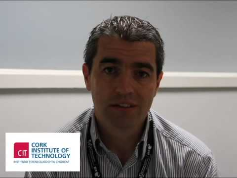 Ian Keeler- Master of Business (Part-time)  in Cork Institute of Technology