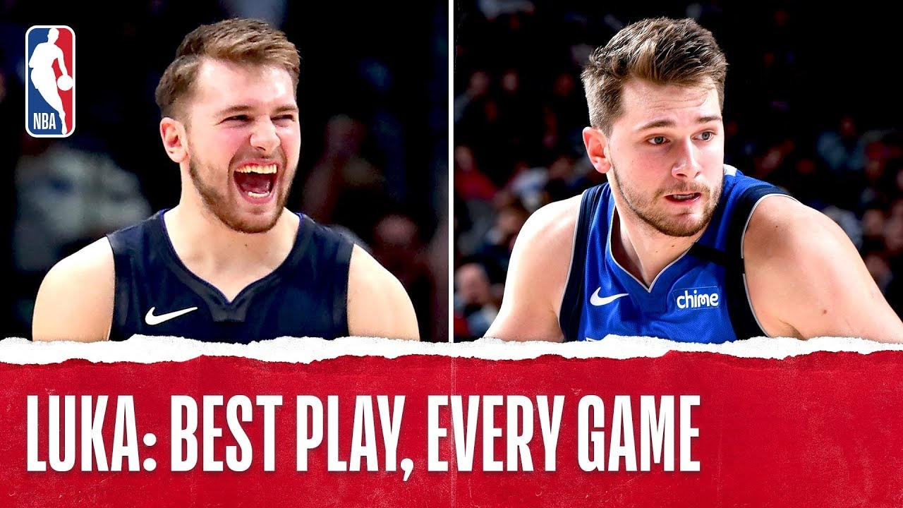 Luka's Best Plays From Every Game!