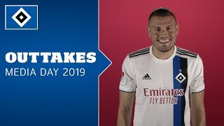 OUTTAKES | Media Day 2019