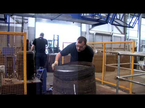 Automated solution from LB Foster Materials Handling for Diageo