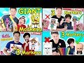 Giant 3 Marker Challenges W Daddy Spongebob Minions Boss Baby LOL Surprise Baby Doll mp3