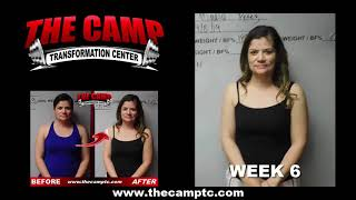 Modesto Weight Loss Fitness 6 Week Challenge Results - Maria Perez