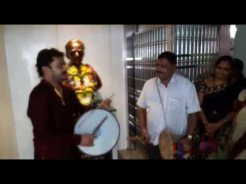 Anna bhau sathe jayanti 1st August 2016 gautam...
