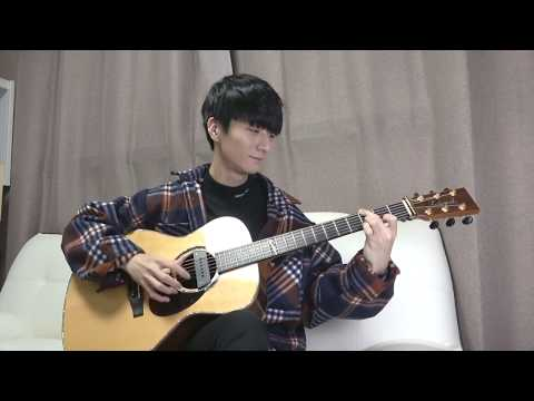 (Mariah Carey) All I Want For Christmas Is You -  Sungha Jung - วันที่ 22 Dec 2018