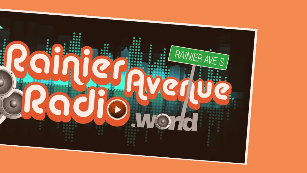 Rainier Avenue Radio is FOUR years old! Happy Birthday to our community