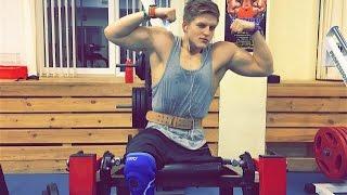 105. Инвалид мечтает стать фитнес-моделью и поехать на Олимпиаду