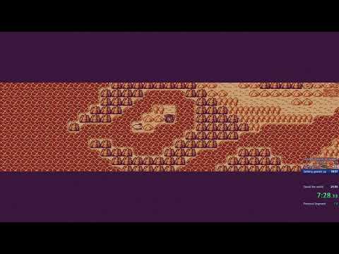 Artifact Adventure Gaiden - Any% Speedrun (19:51)