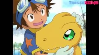 Digimon Adventure V-Tamer 01 MANGA TRAILER - freemanga.me
