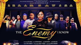 The Enemy I know latest Nollywood movie 2019 trailer  starring Regina Daniel Naira marley Nino