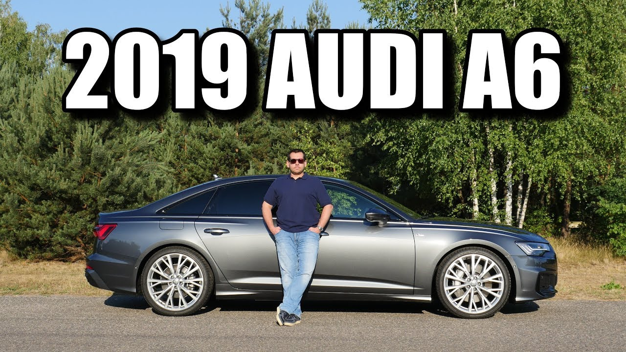 2019 Audi A6 C8 Eng Test Drive And Review Youtube