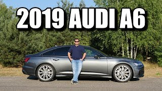 2019 Audi A6 C8 (ENG) - Test Drive and Review