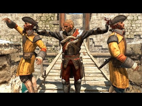 Assassin's Creed Black Flag Pirate King Combat & Free Roam Ultra GTX 980