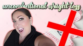 MY PLANS FOR TΗIS CHANNEL MOVING FORWARD   UNCONVENTIONAL APPROACH TO WEIGHT LOSS   HEALTH JOURNEY