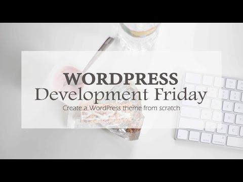 WordPress Theme Development : Setting Navigation Menus in WordPress