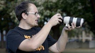 Canon EOS M hands on review