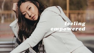 Feeling Empowered | March Vlog