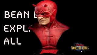 Bean Dip Explains It All Daredevil