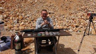 Hatsan Hercules  .25  (6.35 mm)  Caliber PCP ( English Subtitle )