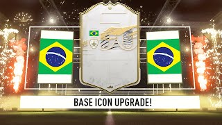 HUGE ICON PACKED! 10x BASE ICON UPGRADE PACKS! #FIFA21 ULTIMATE TEAM