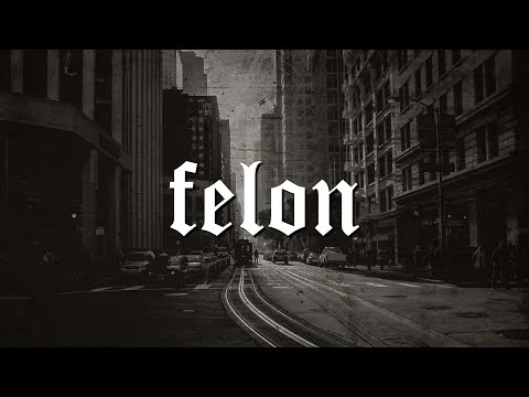 """Felon"" Old School Boom Bap Type Beat 
