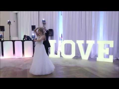 Maciek + Esia | First Dance | Calum Scott, Leona Lewis - You Are The Reason