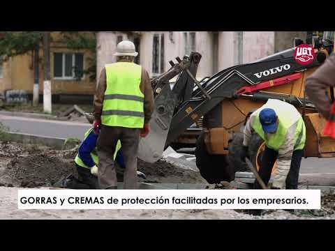 Las altas temperaturas, factor de riesgo para la seguridad y salud en el trabajo #OlaDeCalor