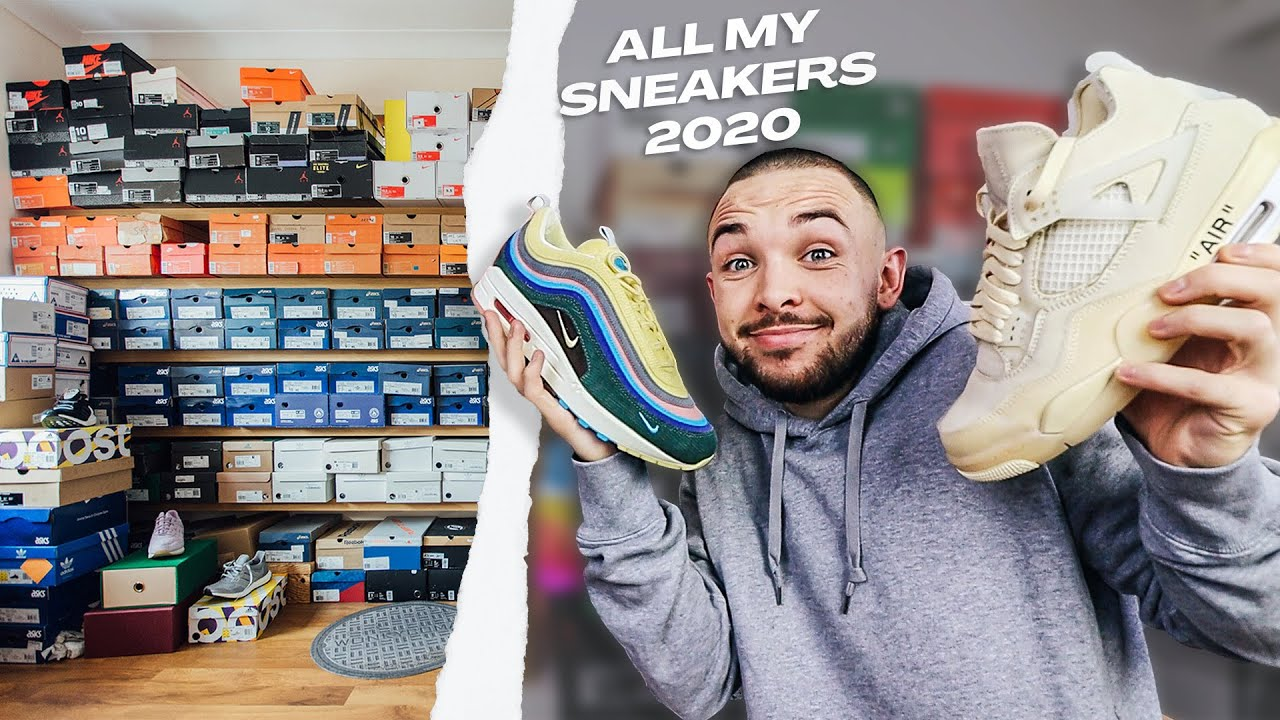 Download ALL MY SNEAKERS ! (édition 2020)