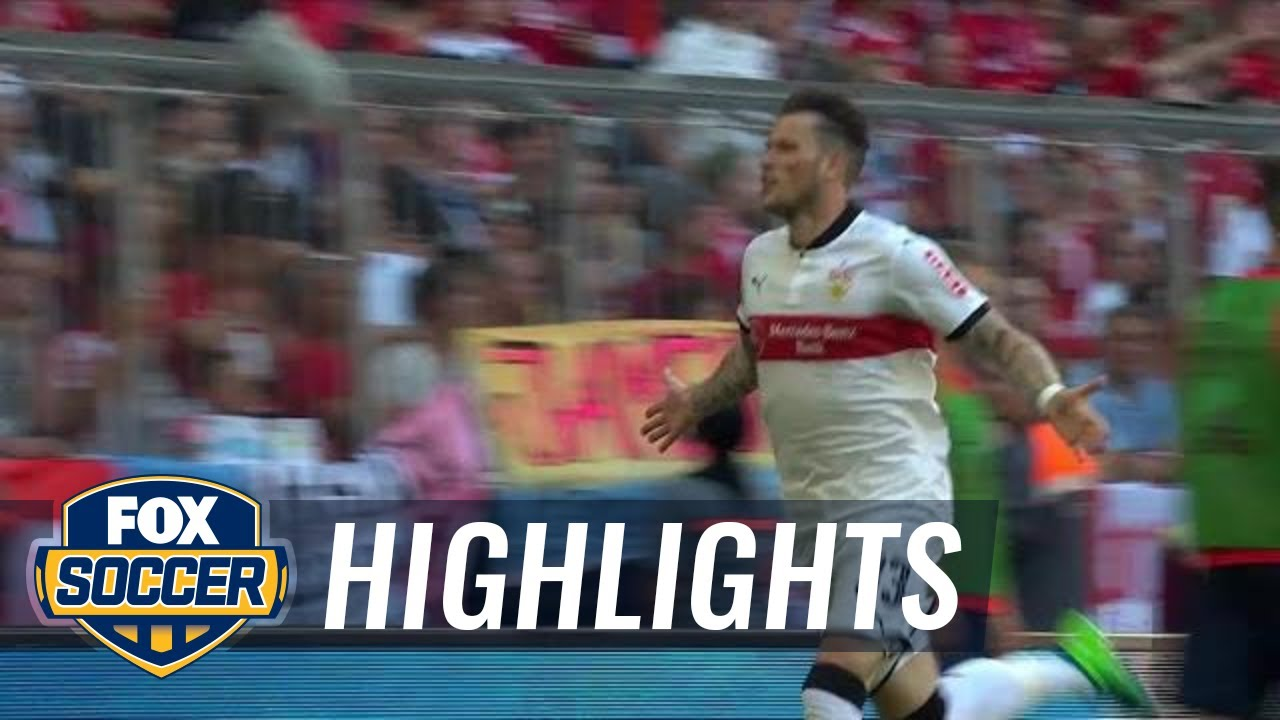 Bayern Munich vs. VfB Stuttgart | Bundesliga Highlights | FOX SOCCER