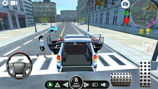 Offroad Cruiser Simulator | Luxury Car Driving - Android Gameplay FHD