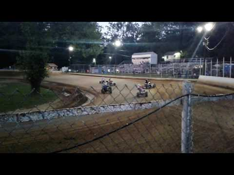 Quads at Shellhammers Speedway