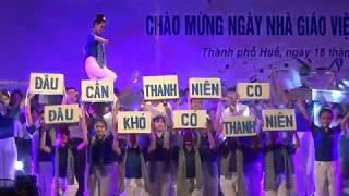 Đồng ca Đi để trở về - Khoa QTKD - ĐH Kinh tế Huế 2017