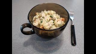 Рецепт Оливье с курицей - всеми любимый новогодний салат, но более полезный!