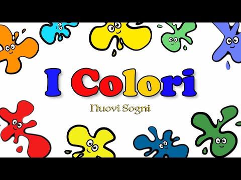 I Colori - Canzoni per bambini