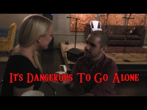 It's Dangerous To Go Alone: A Gamer's Musical Marriage Proposal