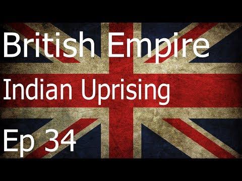 EU4- British Empire Ep 34: Indian Uprising