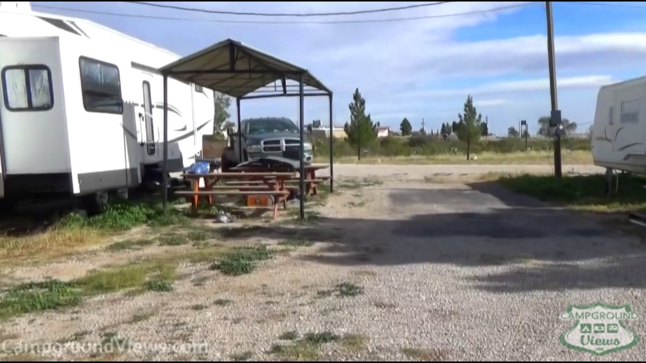 White's City RV Park Whites City New Mexico NM - CampgroundViews com