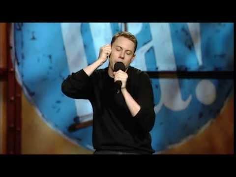 Halifax Comedy Festival: Ryan Hamilton | CBC