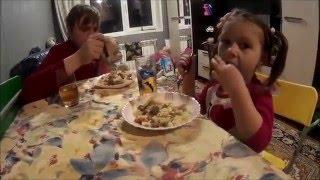 Готовим Лагурийская паста с говядиной и оливками!! png