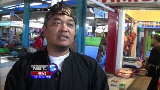 Kentalnya Tradisi Sunda di Pasar Tematik Cihapit - NET5