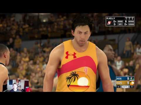 NBA 2k 17 Honolulu Breeze expansion team franchise opening night year 2